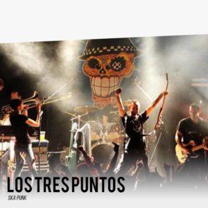 Los Tres Puntos - Ska Punk