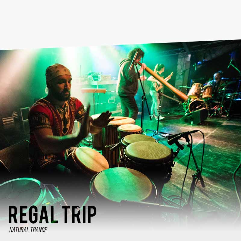 Regal Trip - Natural Trance